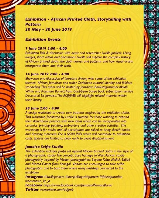 Exhibition Events